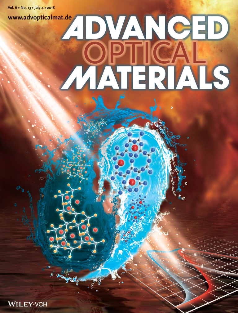 Inside Cover of Advanced Optical Materials